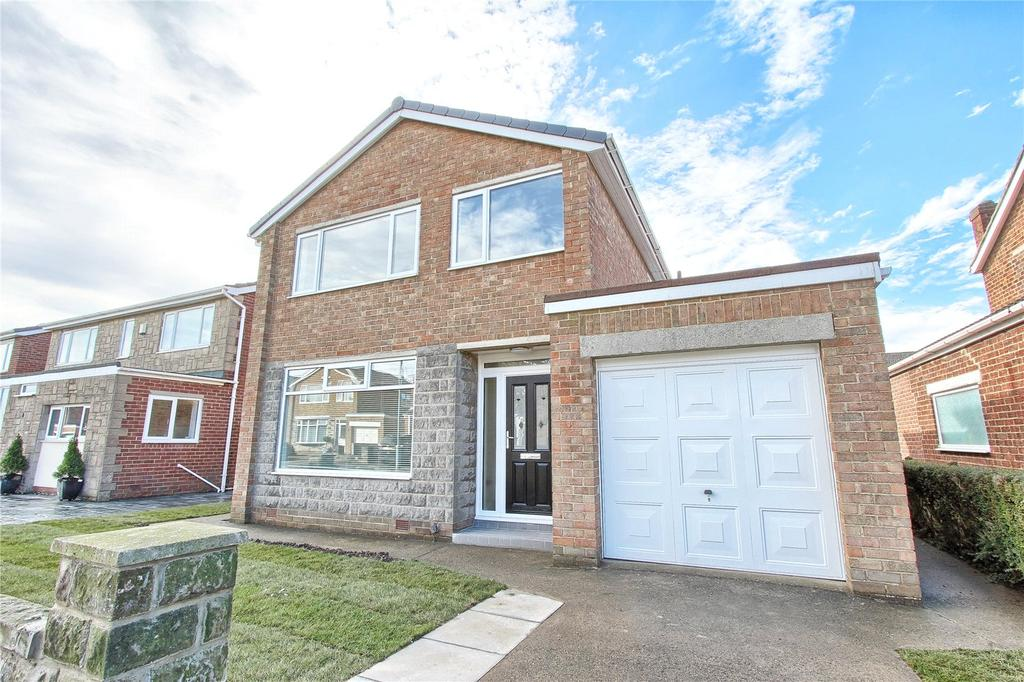3 Bedrooms Detached House for sale in Aston Road, Wolviston Court