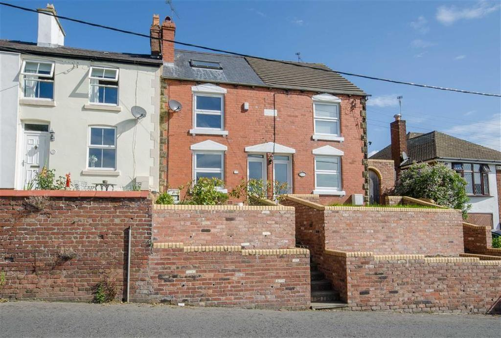 2 Bedrooms Terraced House for sale in Village Road, Northop Hall, Mold