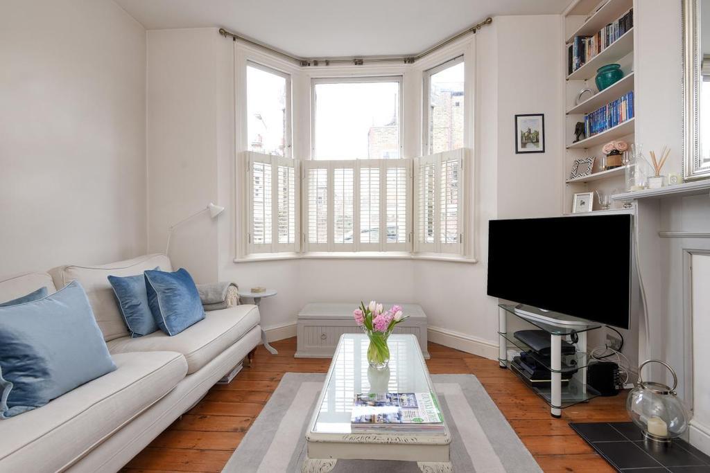 1 Bedroom Flat for sale in Limburg Road, Battersea, SW11