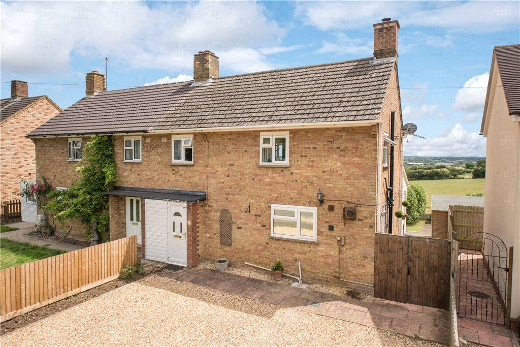 3 Bedrooms Semi Detached House for sale in Church Close, Maids Moreton, Buckinghamshire