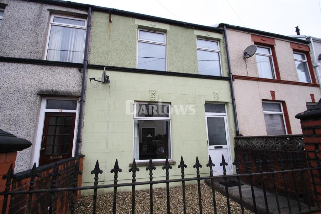 2 Bedrooms Terraced House for sale in Harford Street, Tredegar, Blaenau Gwent