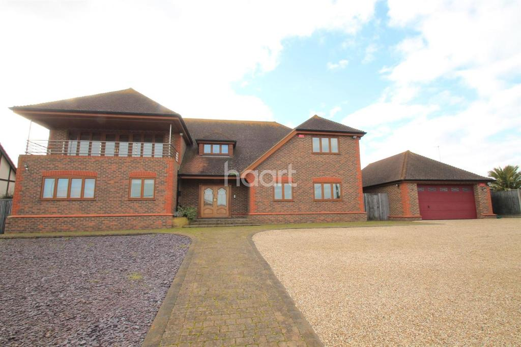 5 Bedrooms Detached House for sale in Thornhill road, Warden bay