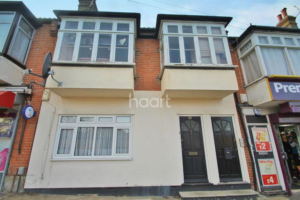 2 Bedrooms Flat for sale in Commercial Road
