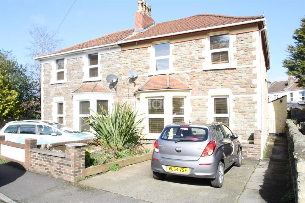 3 Bedrooms Semi Detached House for sale in Thingwall Park, Fishponds