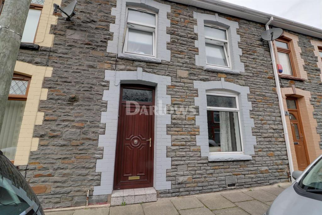 3 Bedrooms Terraced House for sale in William Street, Ynyshir