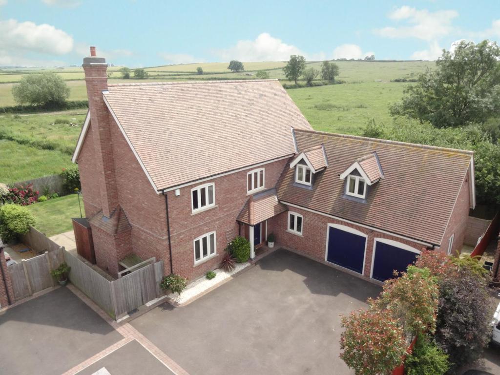 5 Bedrooms Detached House for sale in Normanton Court, Normanton