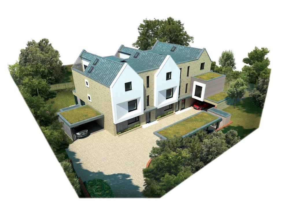 3 Bedrooms House for sale in Winchester, Hampshire, SO23