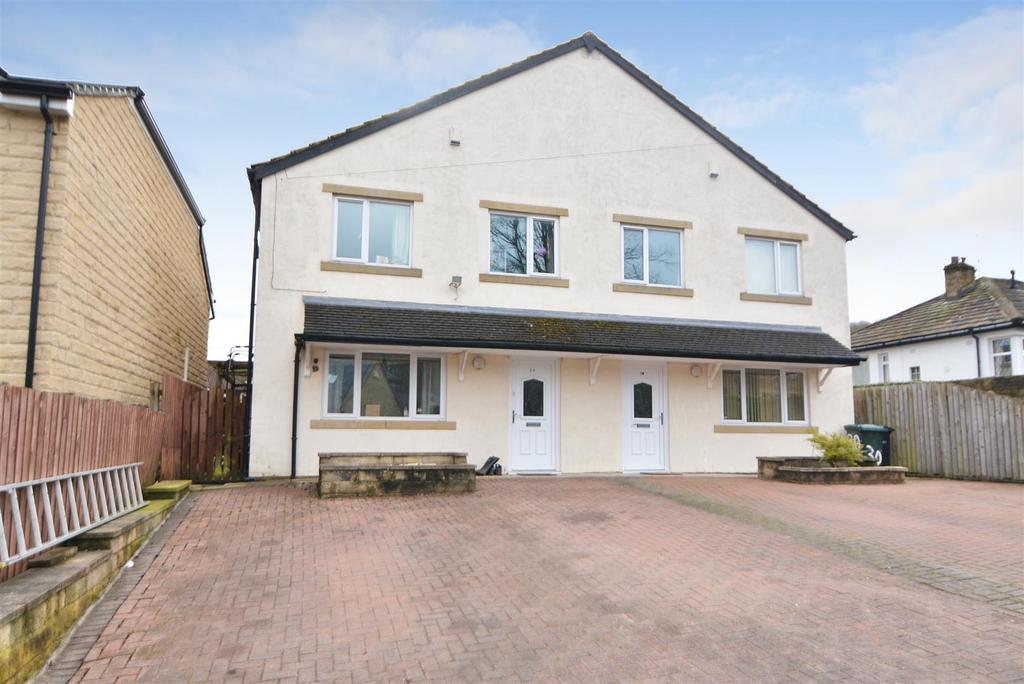 4 Bedrooms Semi Detached House for sale in Redburn Drive, Shipley