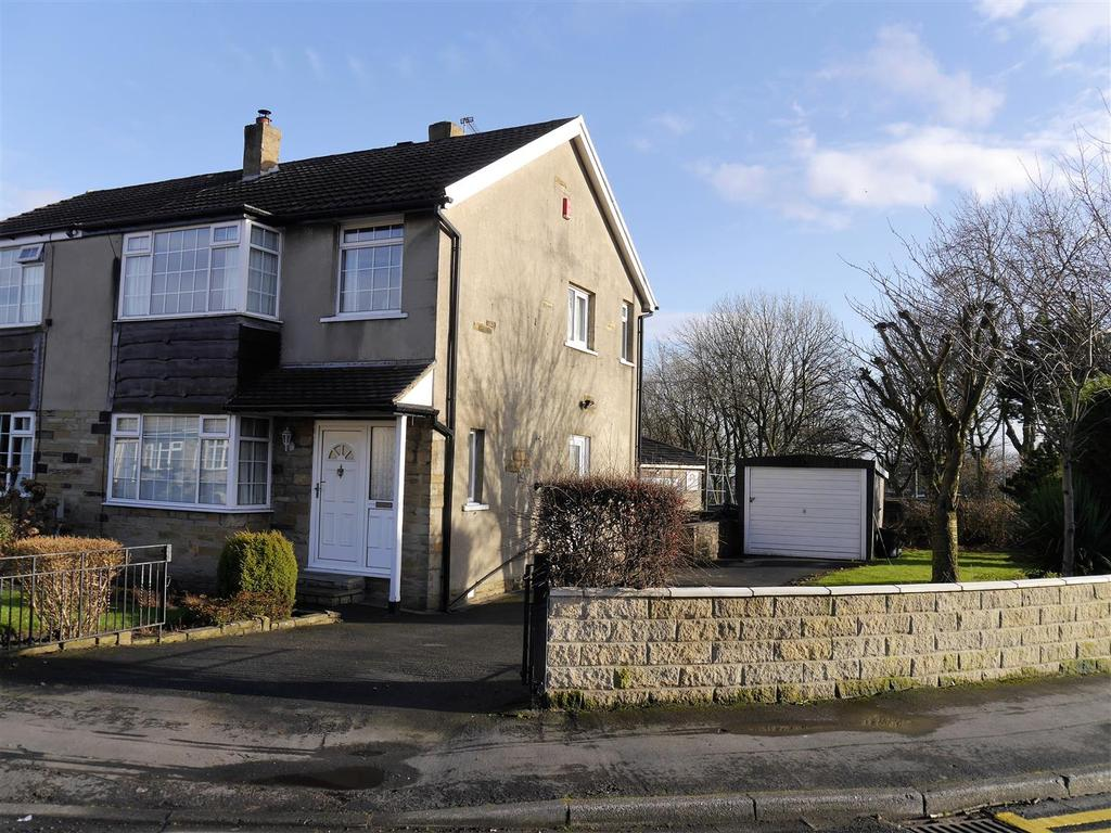 3 Bedrooms Semi Detached House for sale in Littlefield Walk, Wibsey, Bradford, BD6 1UU