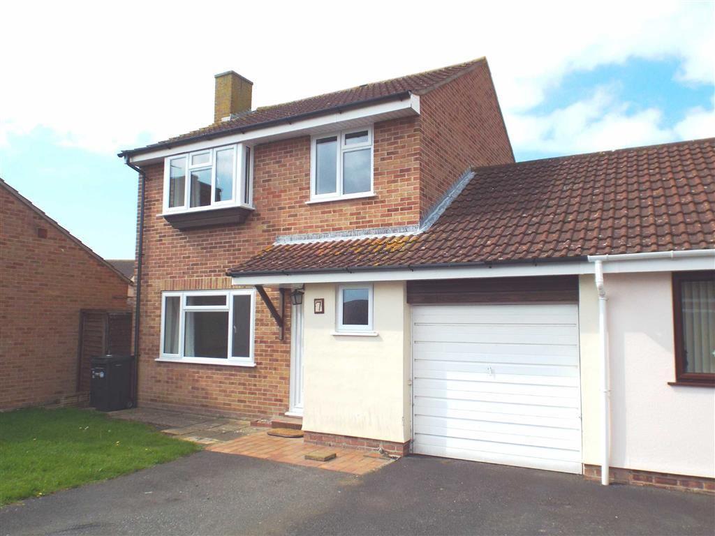 3 Bedrooms Link Detached House for sale in Thorne Park, Burnham On Sea