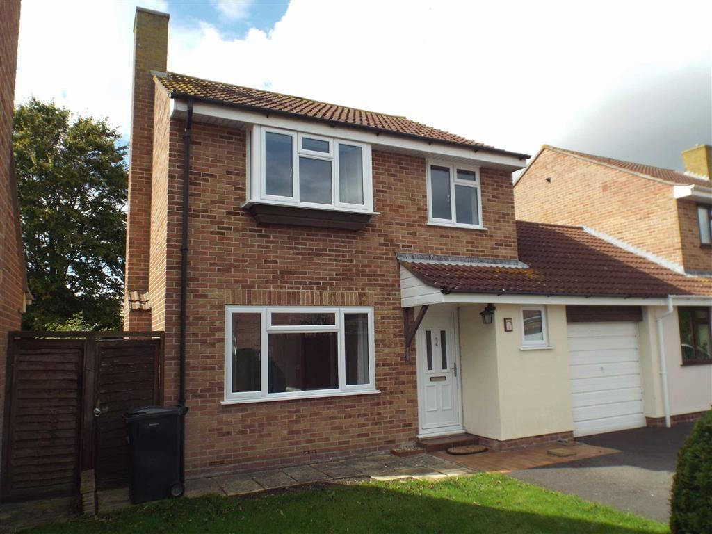 3 Bedrooms Link Detached House for sale in Thorne Park, Burnham On Sea