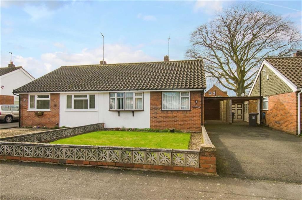 2 Bedrooms Bungalow for sale in Snowdon Close, Kidderminster, DY11