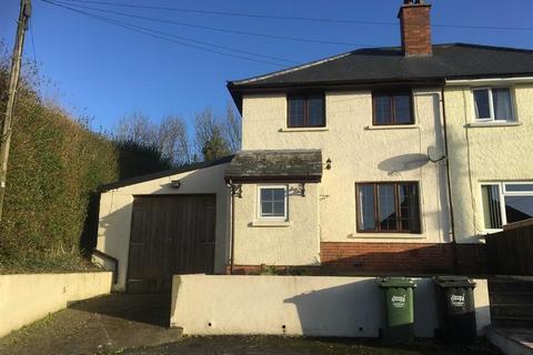 2 bedroom semi-detached house to rent - North Molton, Devon, EX36
