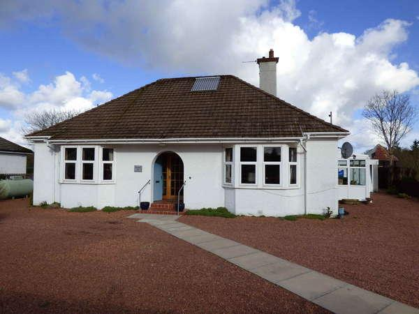 2 Bedrooms Detached Bungalow for sale in Forss, 51 Main Street, Symington, Biggar, ML12 6LL