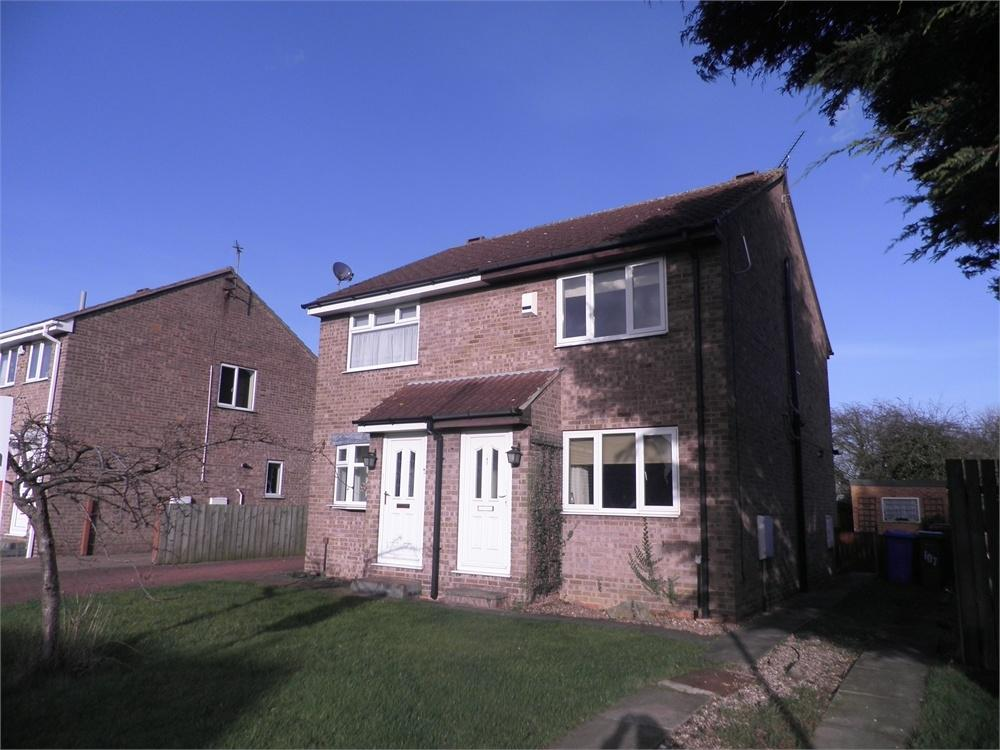 2 Bedrooms Semi Detached House for sale in Brevere Road, Hedon, East Riding of Yorkshire