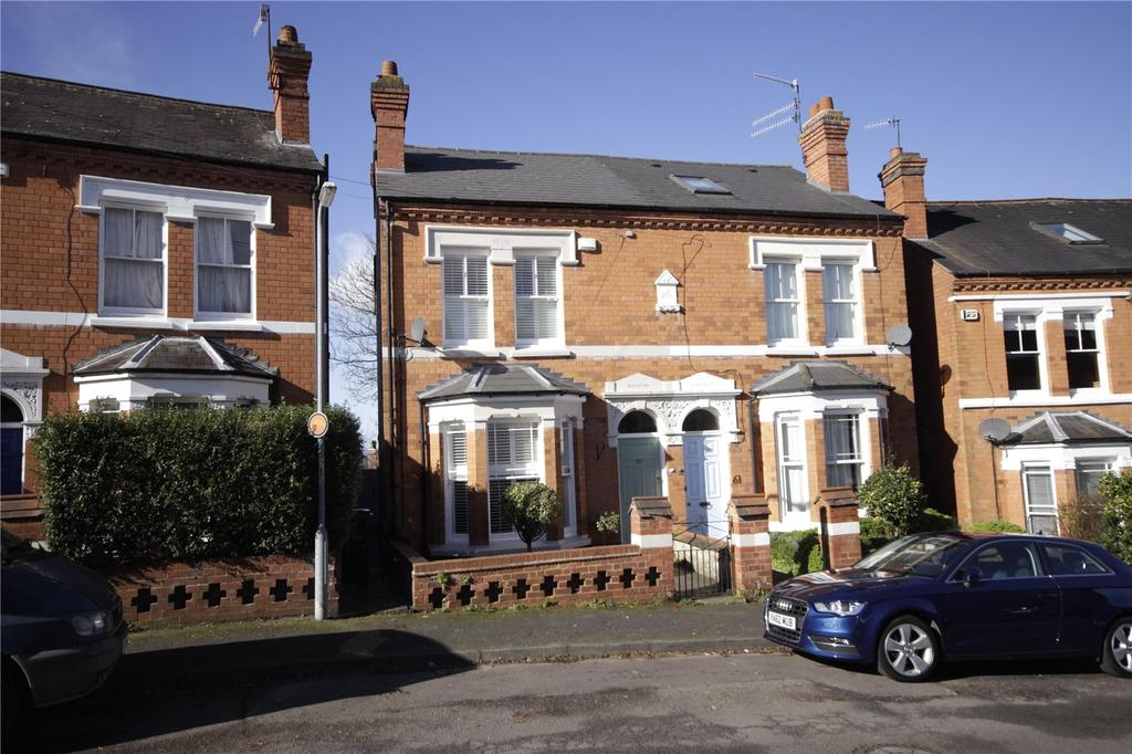 3 Bedrooms Semi Detached House for sale in Worcester, Worcestershire