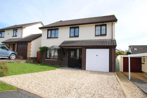 4 bedroom detached house for sale - Rosemoor Road, Torrington