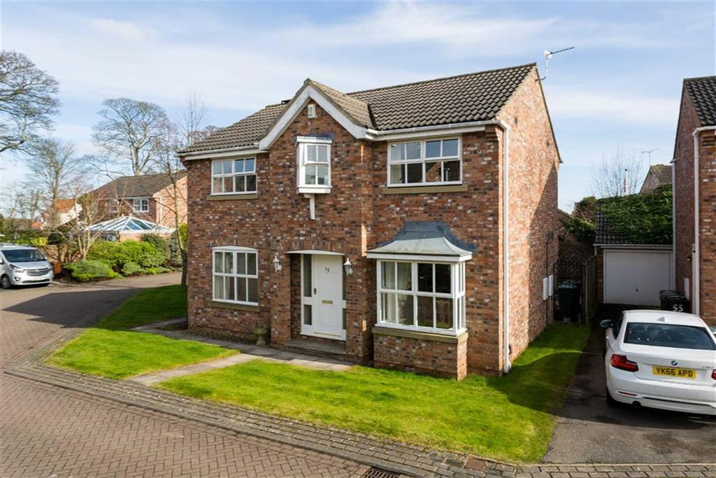 4 Bedrooms Detached House for sale in Walton Chase, Thorp Arch, LS23