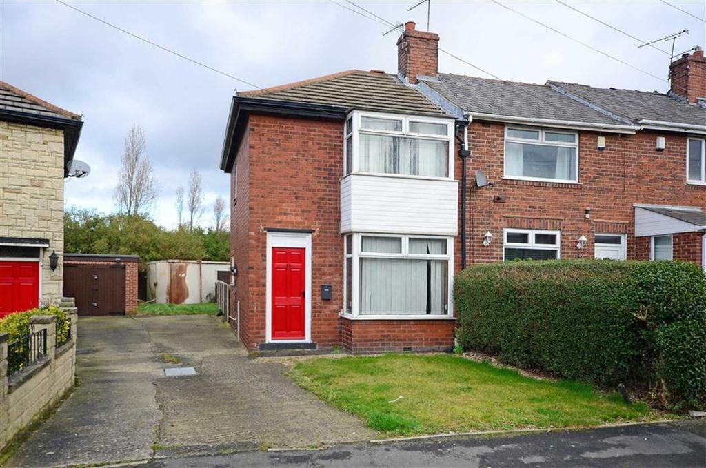 2 Bedrooms End Of Terrace House for sale in 35, Alder Lane, Sheffield, S9