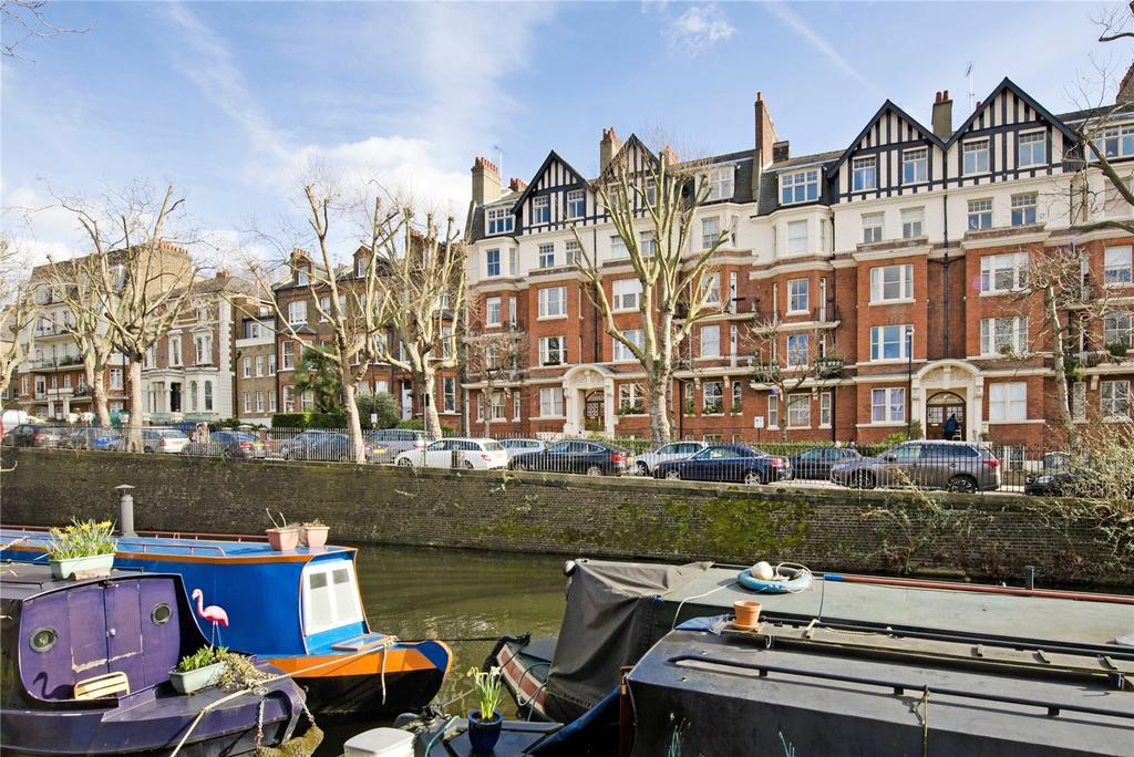 1 Bedroom Flat for sale in Maida Avenue, Little Venice, London
