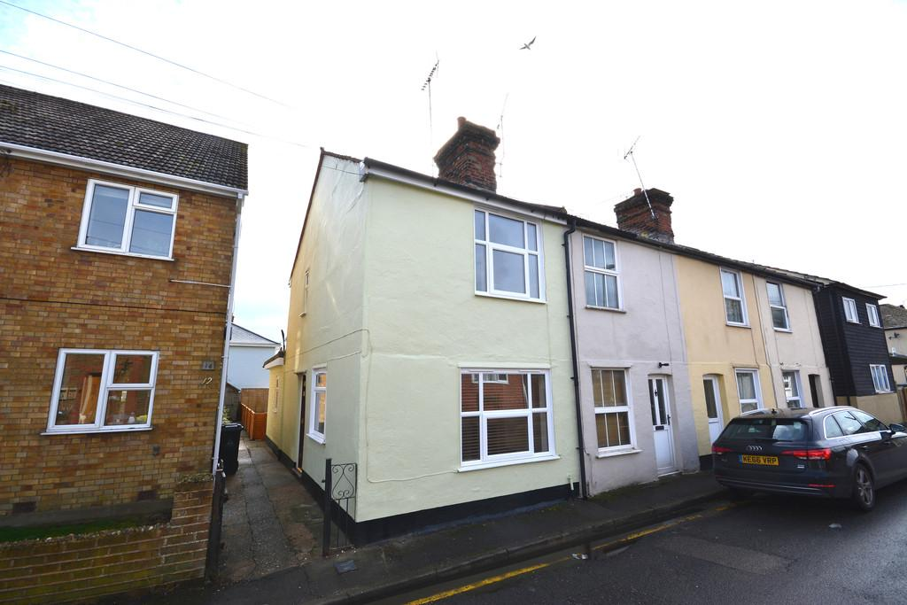 2 Bedrooms End Of Terrace House for sale in Dyers Road, Maldon, CM9