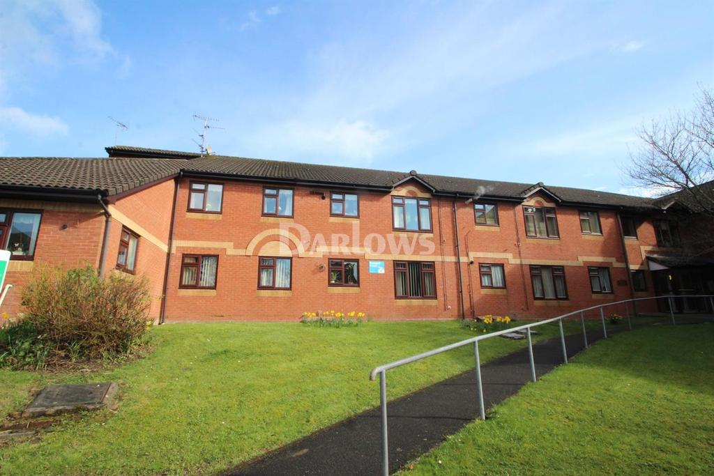 2 Bedrooms Flat for sale in Redwell Court, Ty Gwyn Road, Penylan, Cardiff