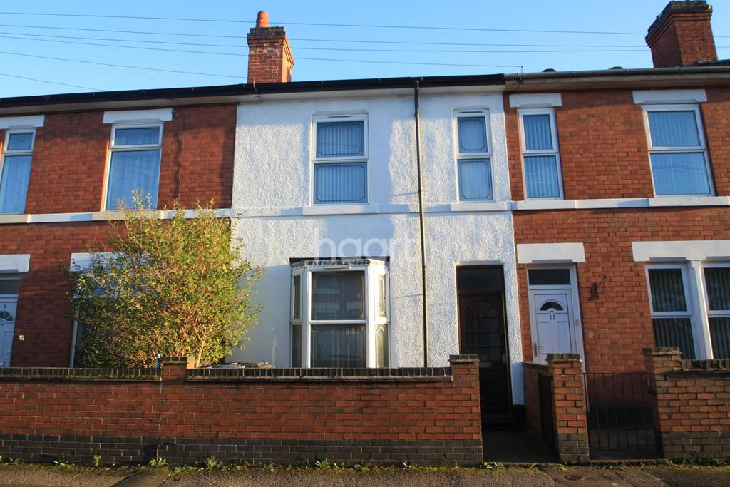 3 Bedrooms Terraced House for sale in Violet Street, Derby