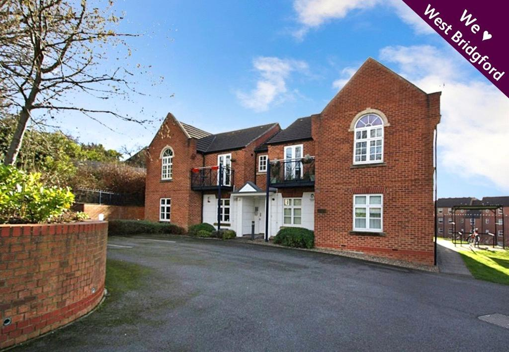 2 Bedrooms Flat for sale in Teme Court, Melton Road, West Bridgford, Nottingham, NG2