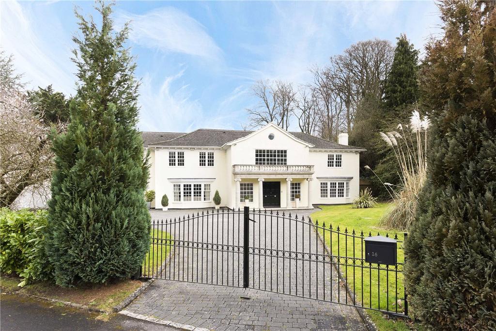 6 Bedrooms Detached House for sale in Kier Park, Ascot, Berkshire, SL5