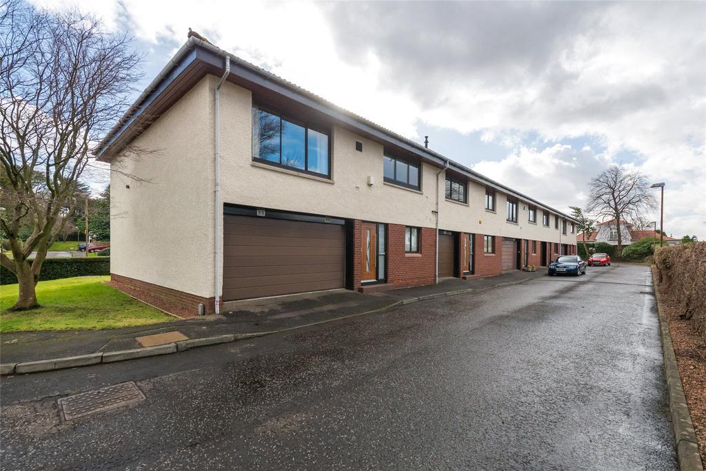 4 Bedrooms Terraced House for sale in Garden Terrace, Easter Park Drive, Edinburgh, Midlothian
