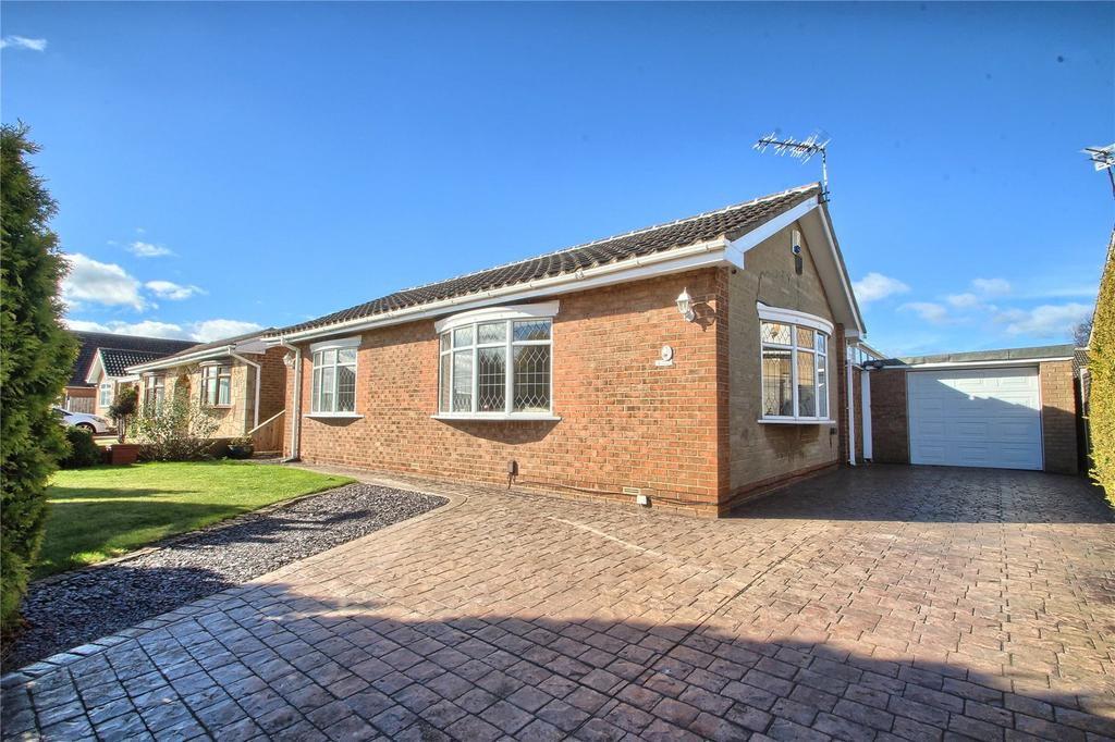 3 Bedrooms Detached Bungalow for sale in Kintyre Drive, Bassleton Court