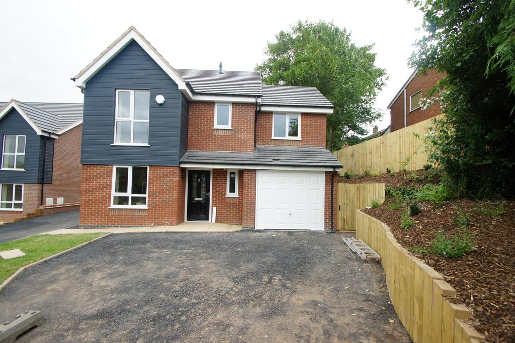 4 Bedrooms Detached House for sale in Bowers Lane, Rugeley