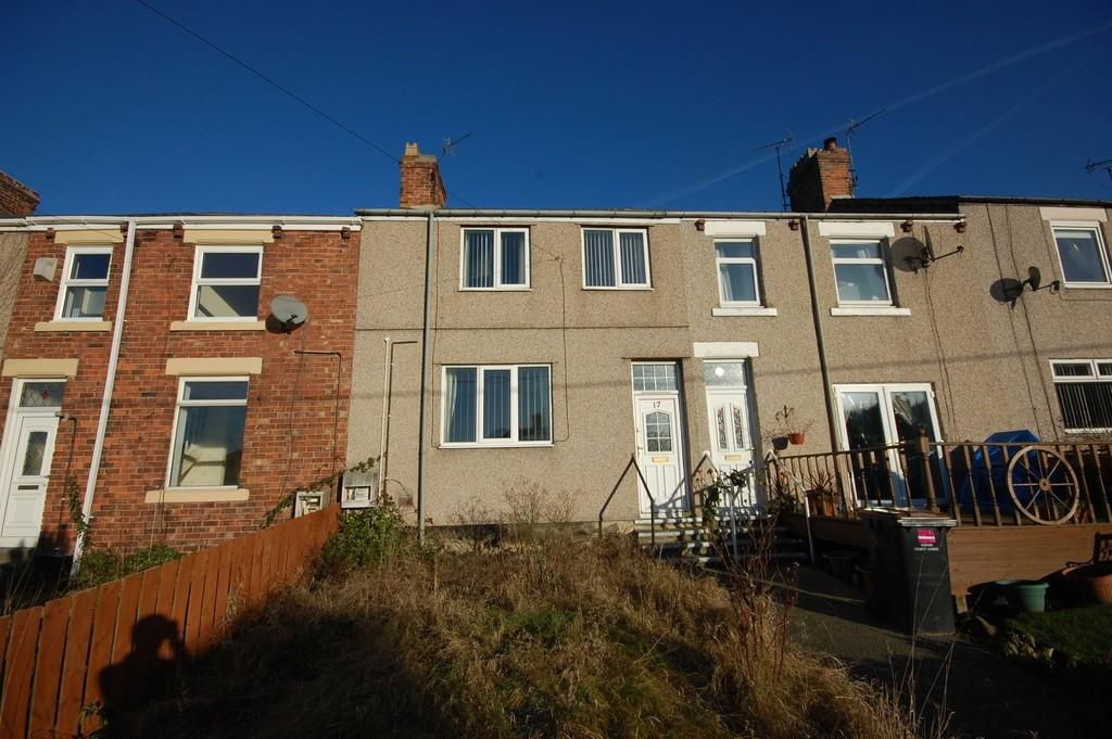 3 Bedrooms Terraced House for sale in Fishburn Terrace, Fishburn