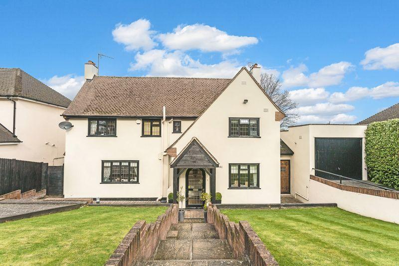 5 Bedrooms Detached House for sale in Woodside Road, West Purley