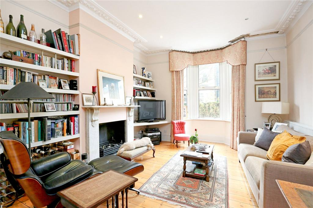 5 Bedrooms Terraced House for sale in St. Maur Road, Fulham, London, SW6