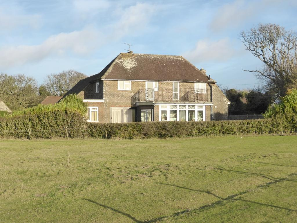 4 Bedrooms Detached House for sale in Crowlink Lane, Friston, Eastbourne, BN20