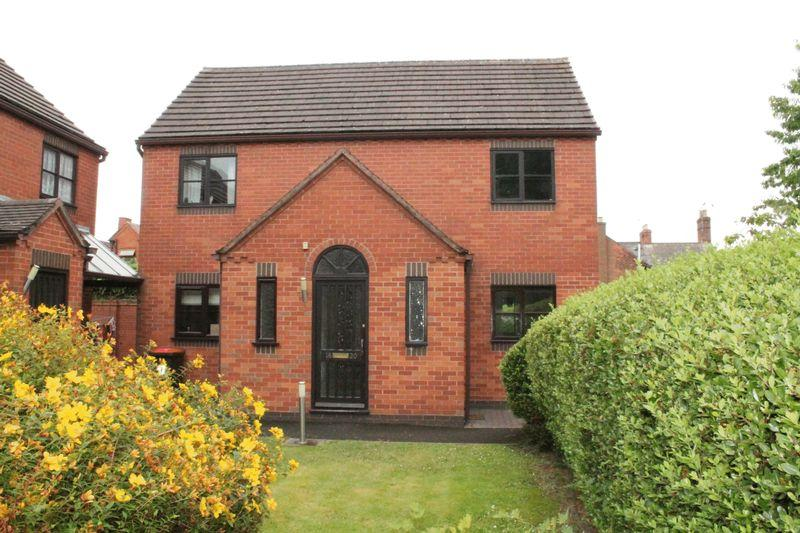 1 Bedroom Apartment Flat for sale in Claremont Mews, King Street, Telford
