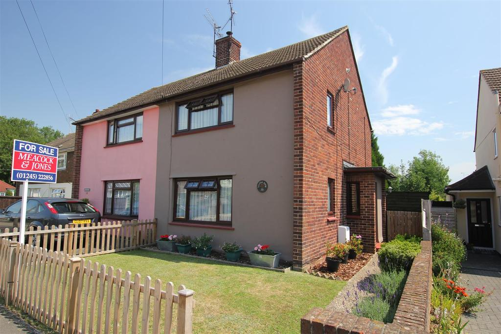 2 Bedrooms Semi Detached House for sale in West Belvedere, Danbury, Chelmsford