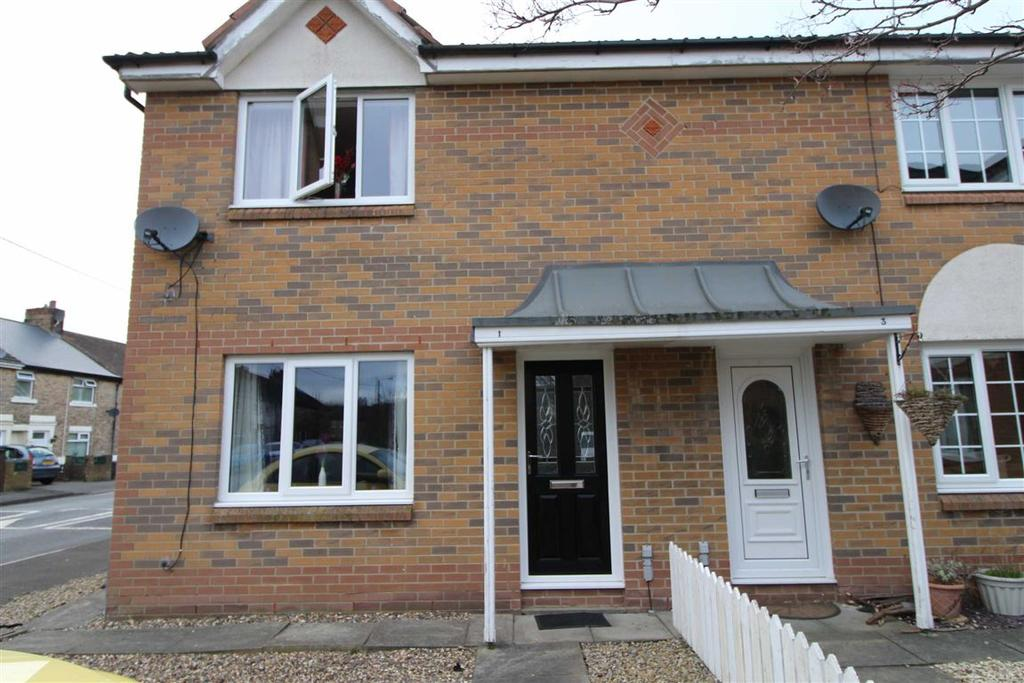 3 Bedrooms Semi Detached House for sale in Priestman Avenue, Consett, County Durham