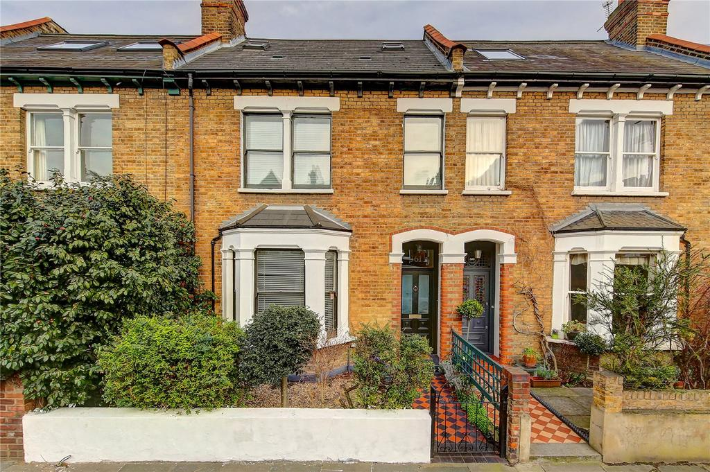 5 Bedrooms Terraced House for sale in Sandycombe Road, Richmond, TW9