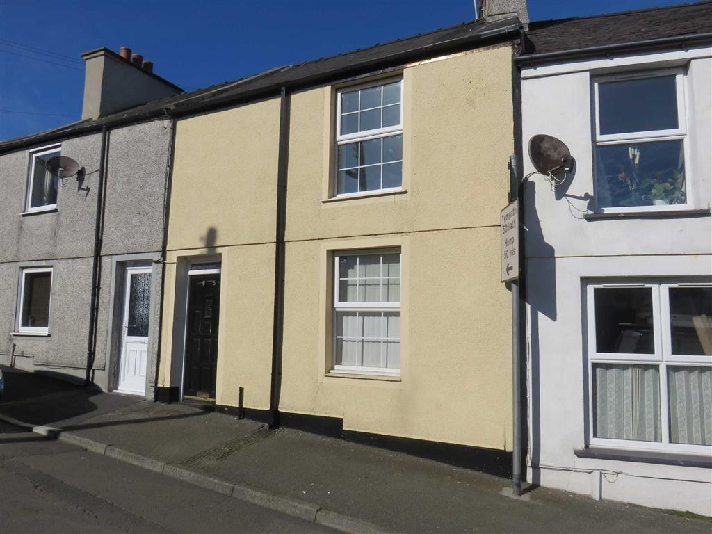 2 Bedrooms Terraced House for sale in Machine St, Amlwch, Anglesey