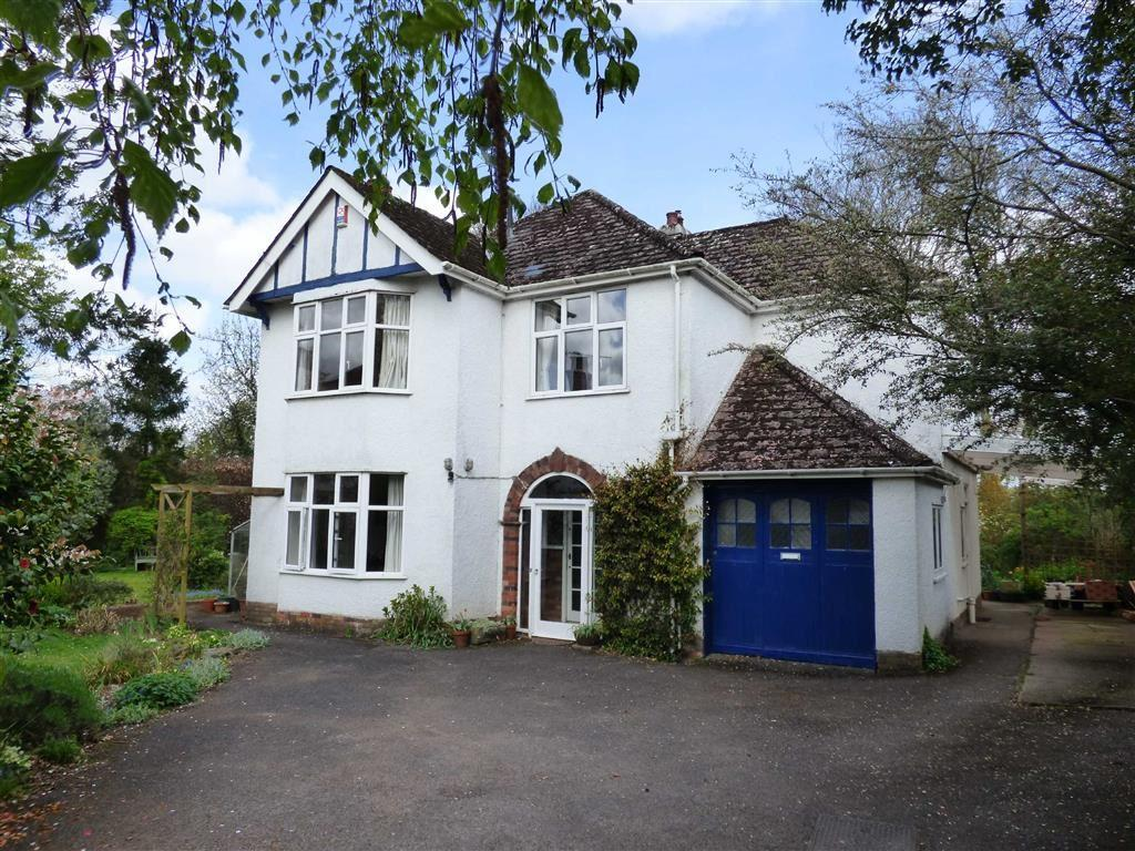 5 Bedrooms Detached House for sale in The Fairway, Tiverton, Devon, EX16