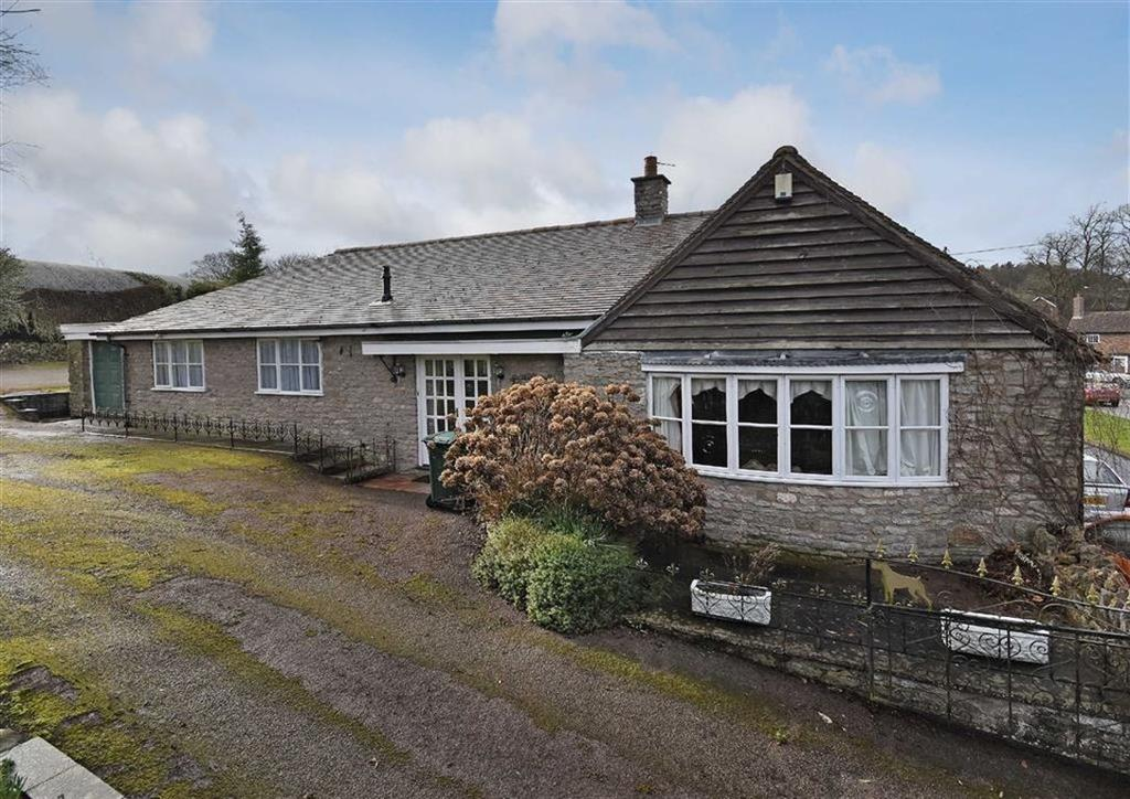 3 Bedrooms Detached Bungalow for sale in Gaskell Lodge, Bridgnorth Road, Much Wenlock, Shropshire, TF13