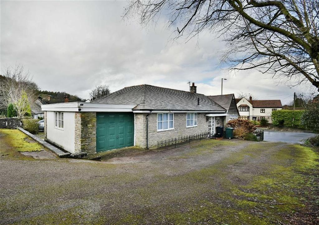 3 Bedrooms Detached Bungalow for sale in Gaskell Lodge, Bridgnorth Road, Much Wenlock, Bridgnorth, Shropshire, TF13