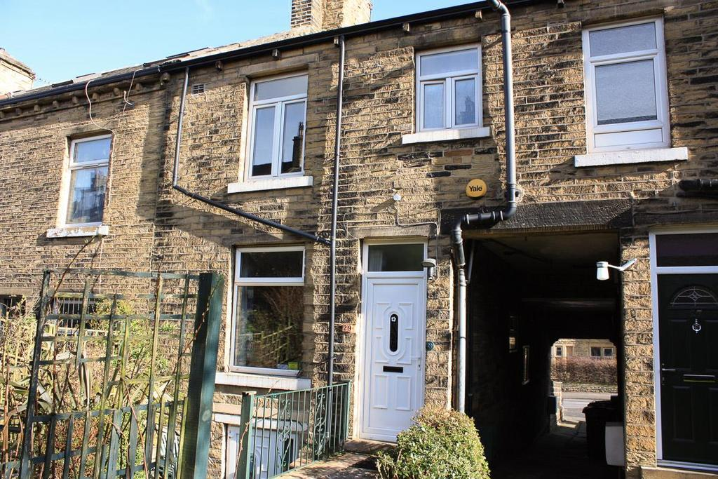 2 Bedrooms Terraced House for sale in Wilmer Road, Heaton, Bradford, BD9 4RX