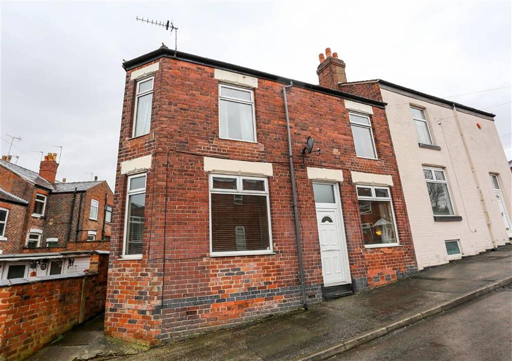 2 Bedrooms End Of Terrace House for sale in Victoria Road, Offerton, Stockport