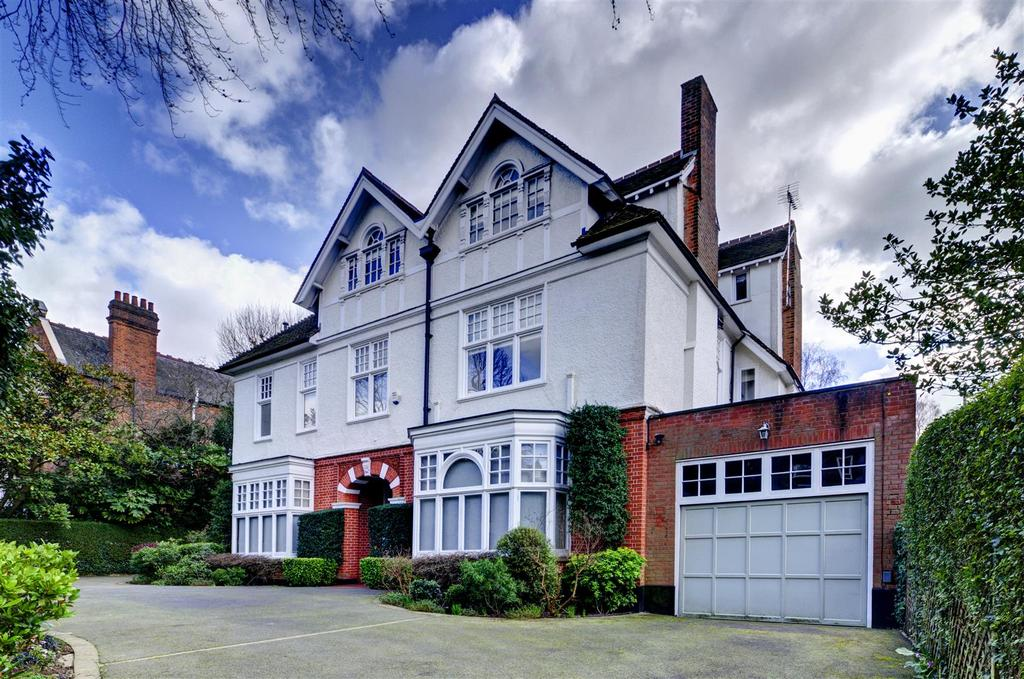 8 Bedrooms Detached House for sale in Broadlands Road, N6
