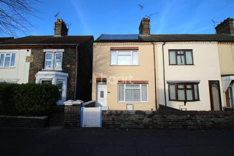 3 bedroom end of terrace house for sale - Lincoln Road, Peterborough