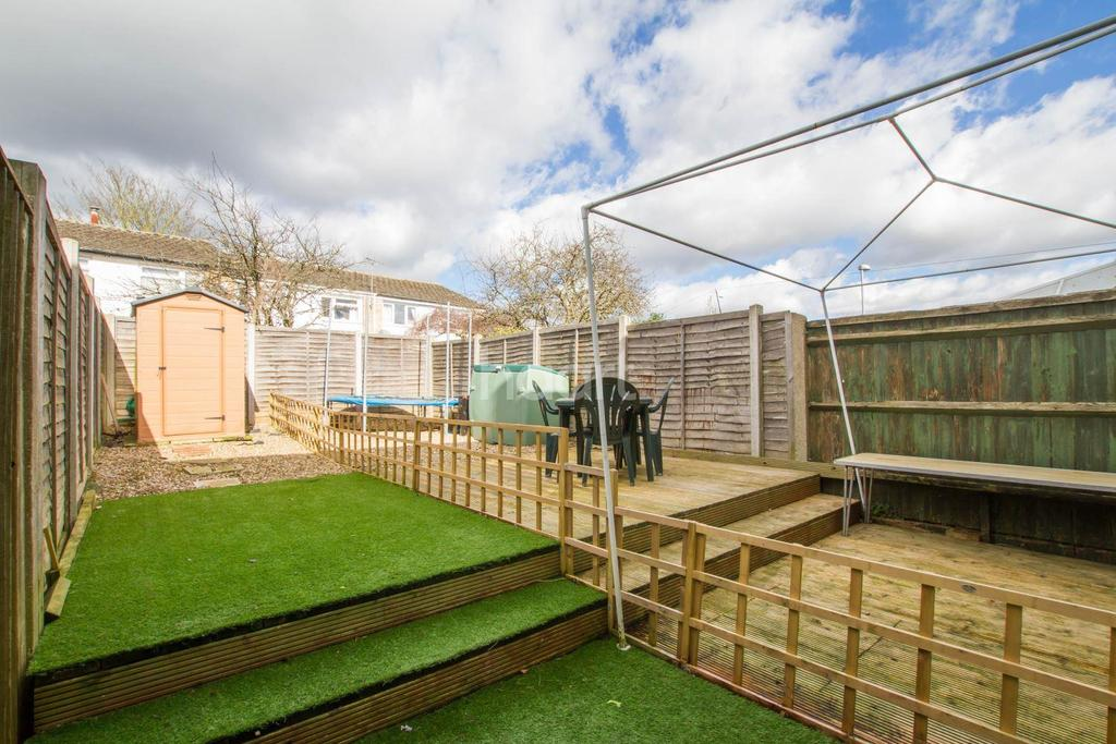 3 Bedrooms Terraced House for sale in Wauluds Bank Drive