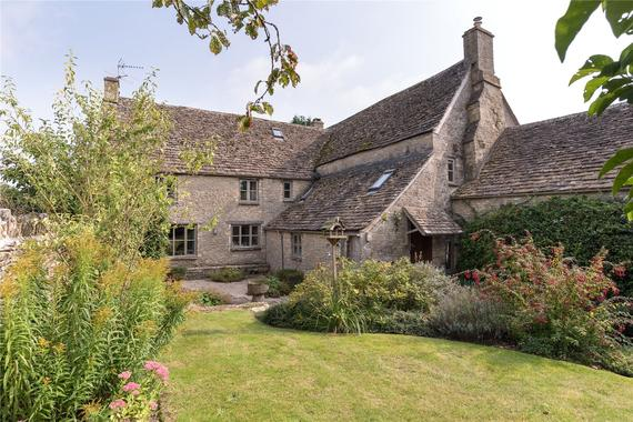 Coates, Cirencester, Gloucestershire 5